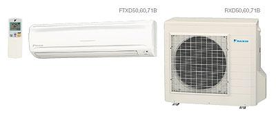 FTXS60B/RXS60B